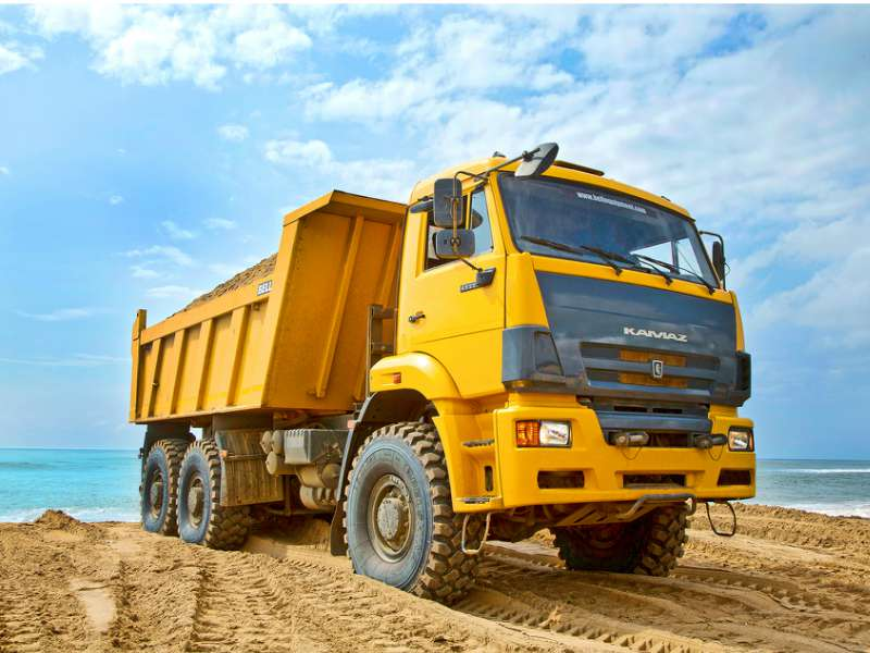 Bell Equipment and Kamaz provide trucks suited to Africa