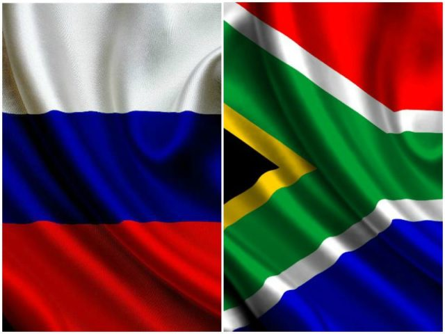South Africa Russia