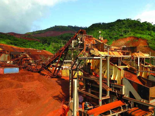 African Mining and Crushing