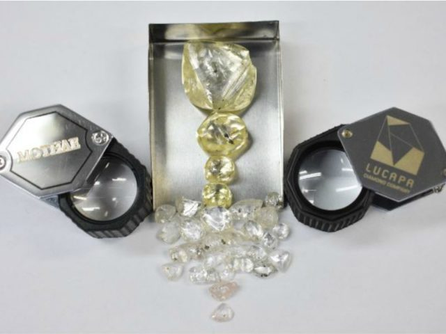 Mothae Lucapa Diamond Company