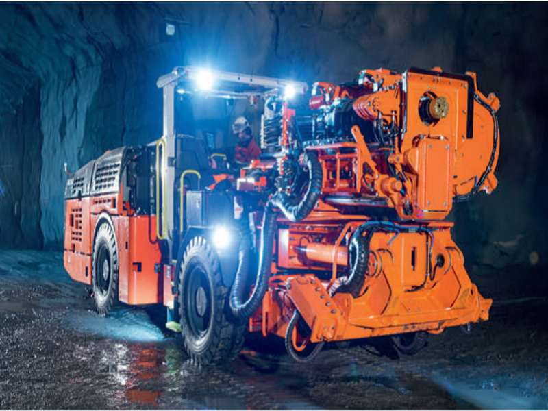 Setting technology pace with new long hole rock drill prototype