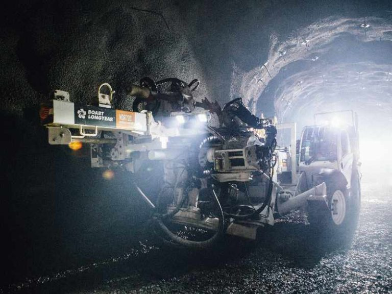Next generation coring rig improves underground drilling