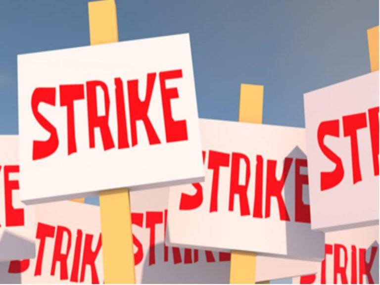 NUM declares national strike