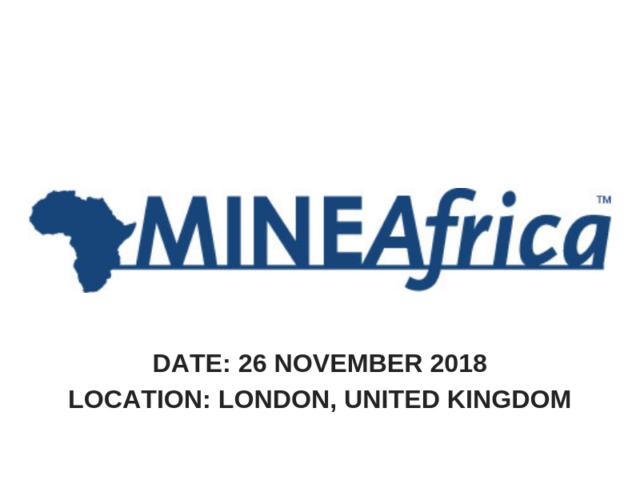 MineAfrica seminar in London, United Kingdom