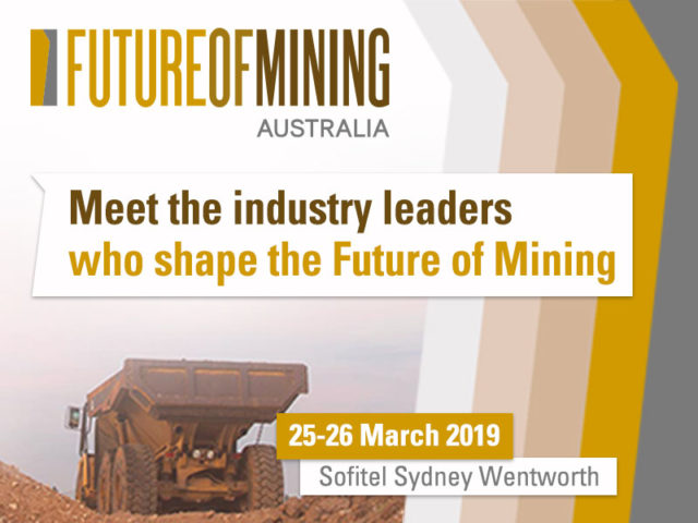 The future of mining Australia event
