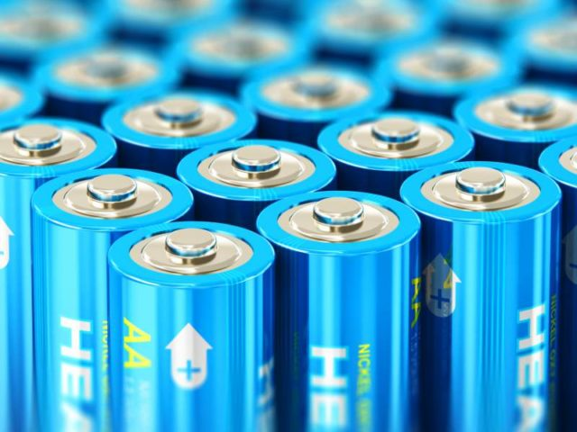 carbon batteries copper