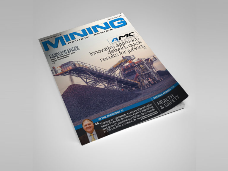 Mining Review Africa Issue 2 2019