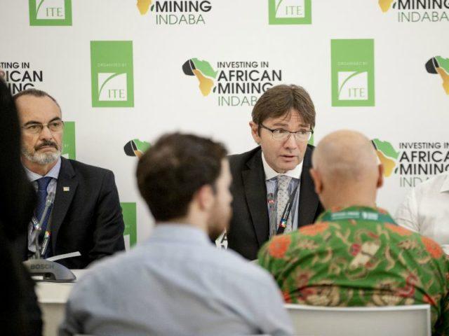 Minerals council Roger Baxter mining charter