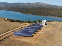 solar desalination water
