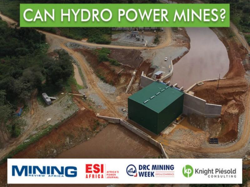 WEBINAR | Can hydro power mines?