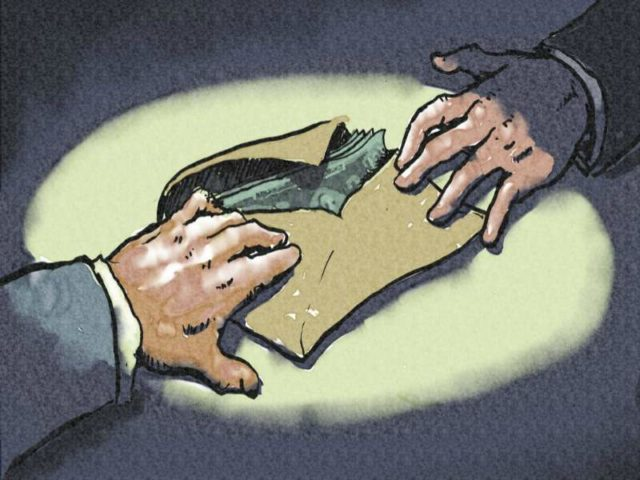 Corruption State