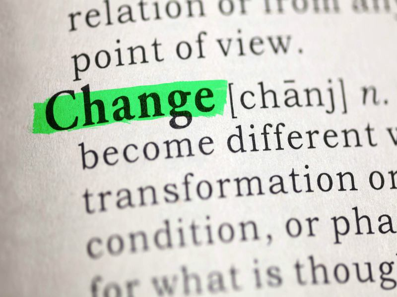 mining change transformation