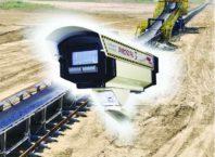 AST conveyor belt