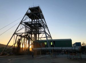 Caledonia Mining Blanket mine
