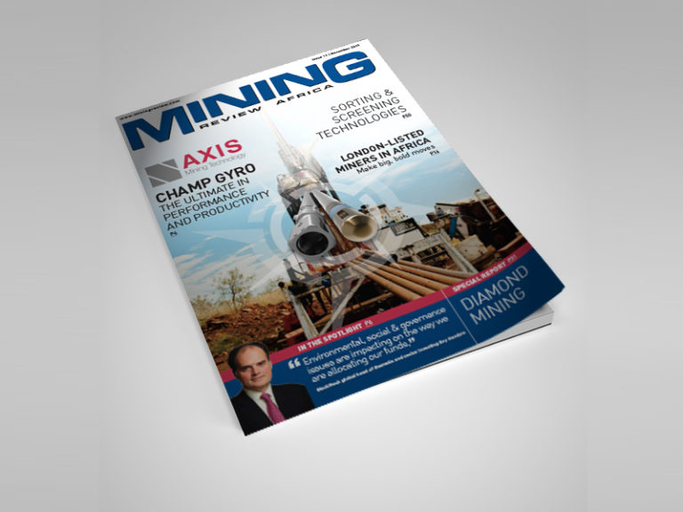 Mining Review Africa Issue 11 2019