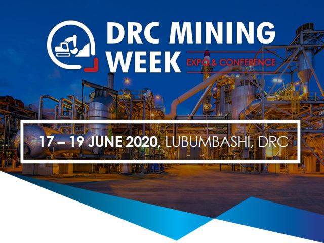 DRC Mining Week 2020