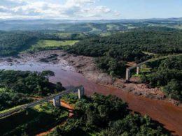 tailings dam Brumadinho