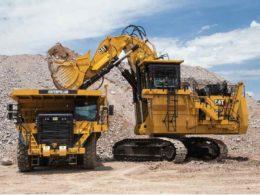 Cat 6030 Hydraulic Mining Shovel