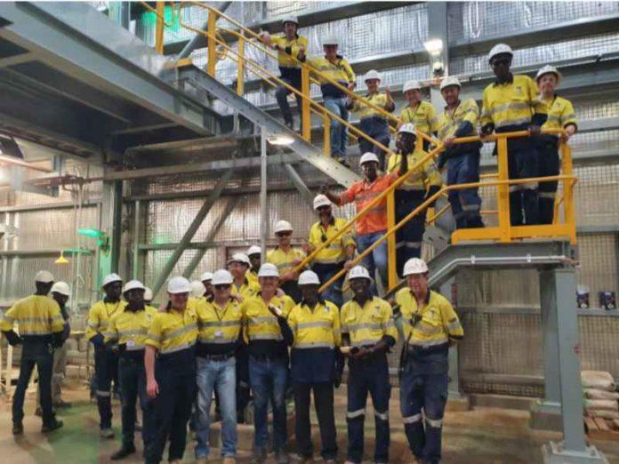 West African Resources Sanbrado