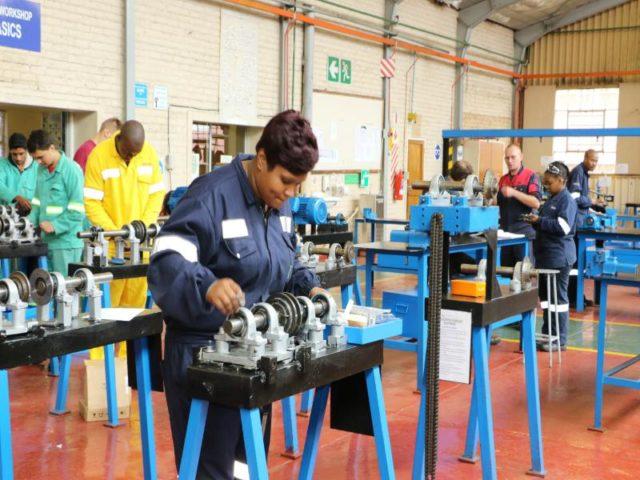 Colliery Training College 4ir