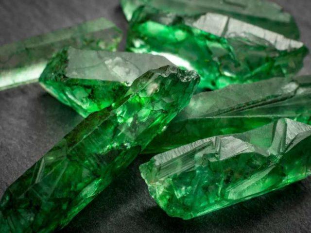 Kagem emeralds