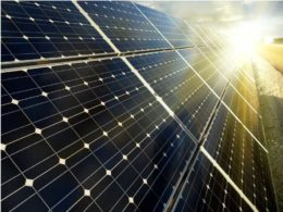 Solar energy renewable power gold