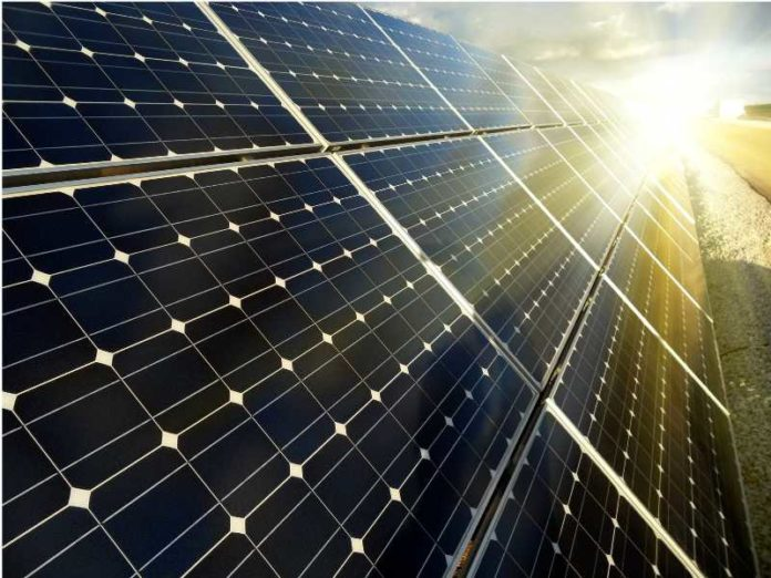 South Africa covid-19 Solar energy renewable power gold