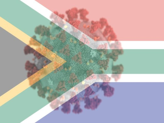South Africa coronavirus covid-19