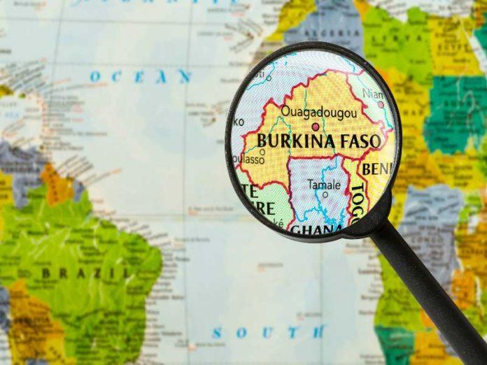 Burkina Faso Bombore Orezone