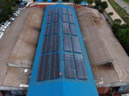 sandvik solar