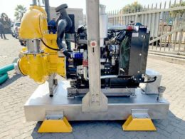 Integrated Pump Rental namibia