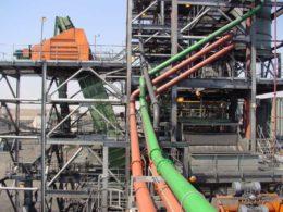 MBE Minerals SA iron ore