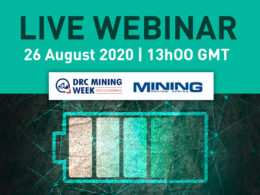 DRC battery metals webinar