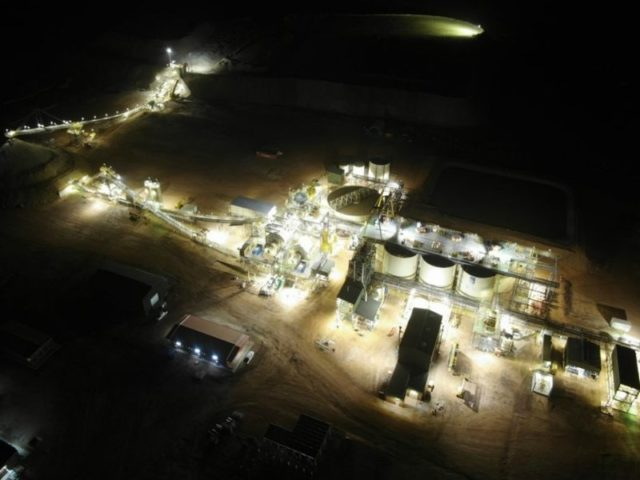 west african resources gold Sanbrado
