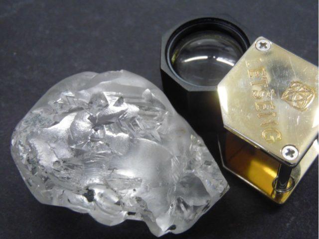 Gem Diamonds - 442 carat Type II diamond