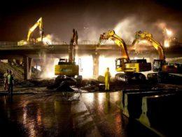 Jet Demolition