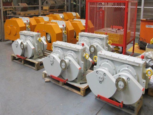 Kwatani gearbox 1 coal
