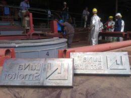 Luma Holding's LuNa Smelter in Rwanda