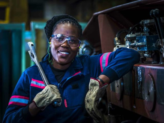 exxaro women in mining transformation gender 1