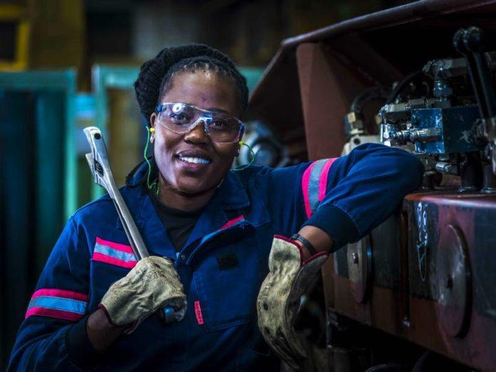 exxaro women in mining transformation gender 1