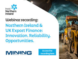 Invest Northern Ireland webinar recording