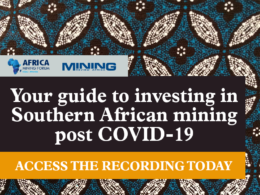 AMF Southern Africa webinar recording