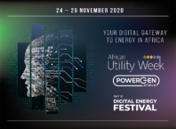 The upcoming 'Digital Energy Festival for Africa' which unites African Utility Week and POWERGEN Africa, Africa Energy Forum and the Oil & Gas Council's Africa Assembly under one banner.