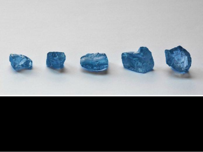 Petra Cullinan 5 blue diamonds