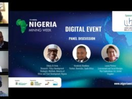 Nigeria Mining Week ESG session