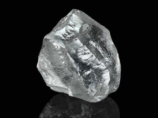 Lucara 549 carat white gem diamond Sethunya