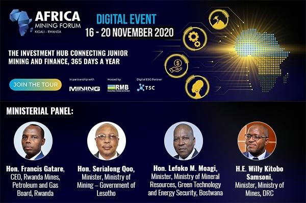 Africa Mining Forum ministerial forum