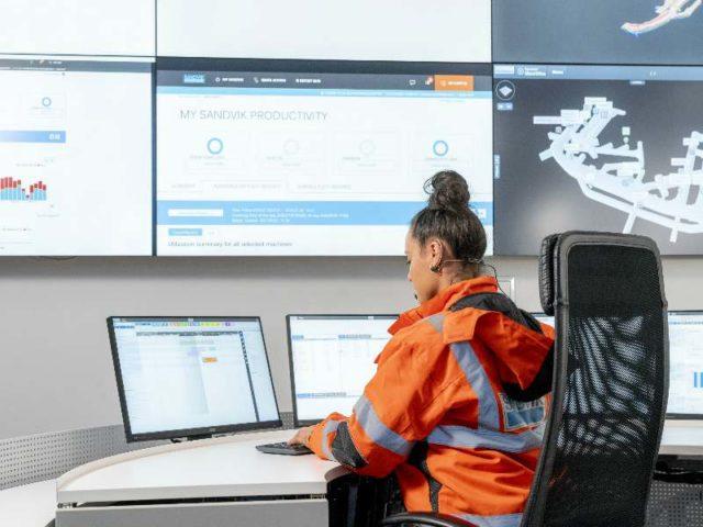 Sandvik Mining & Rock Technology