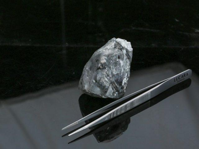 lucara 998 diamonds karowe