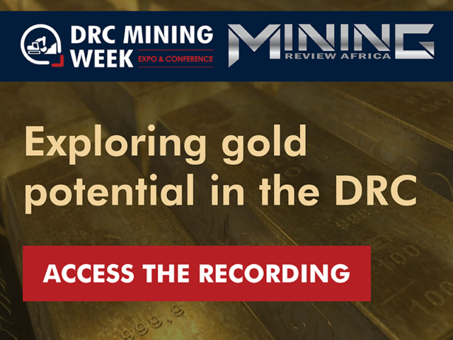 DRC Gold webinar recording